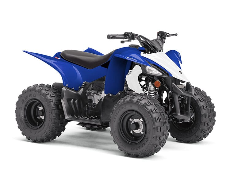 Yamaha YFZ50 for Sale at Enoggera Yamaha in Enoggera, QLD | Specifications and Review Information