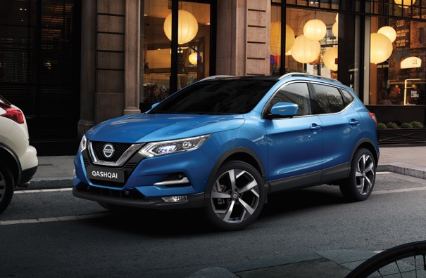 Qashqai Overview