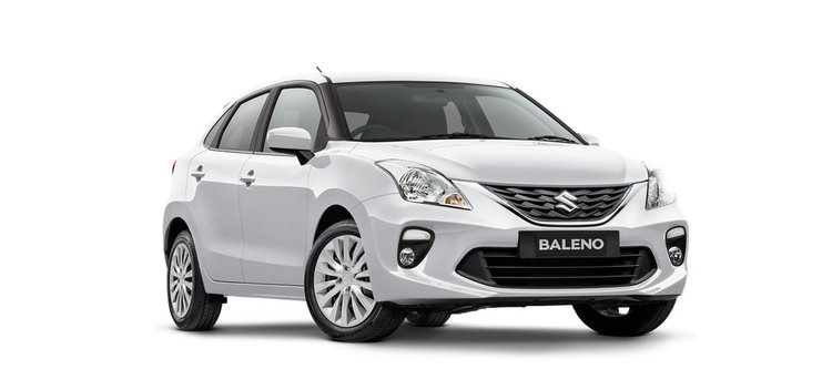 Baleno GL Manual - Drive Away from