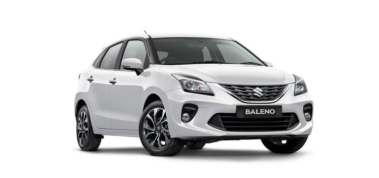 Baleno GLX Auto - Drive Away from