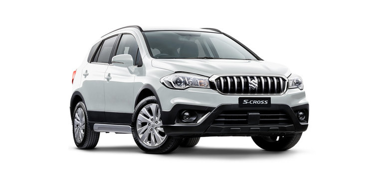 S-Cross Turbo Auto - Drive Away from