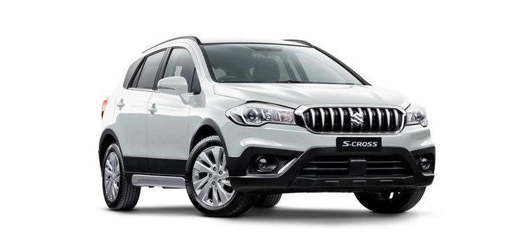 S-Cross Turbo Auto - Drive Away from