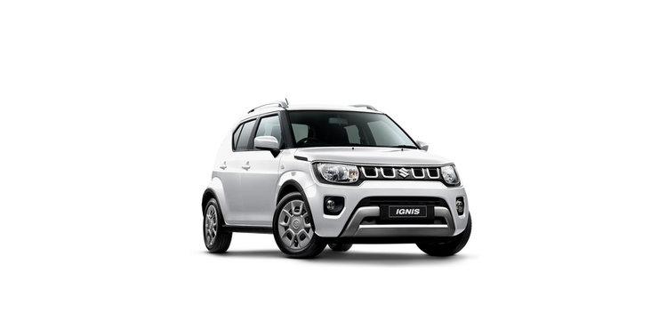 Ignis GL Manual - Drive Away from
