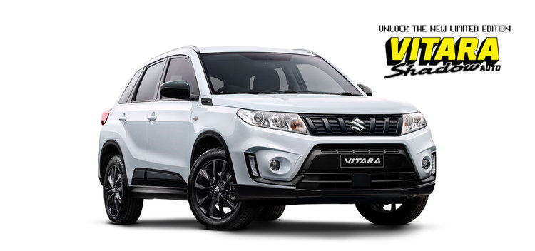 2019 Vitara Shadow Edition - Drive Away from