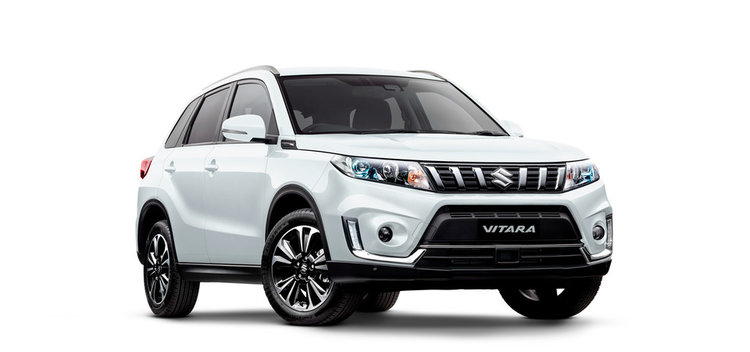 Vitara Turbo Auto - Drive Away from