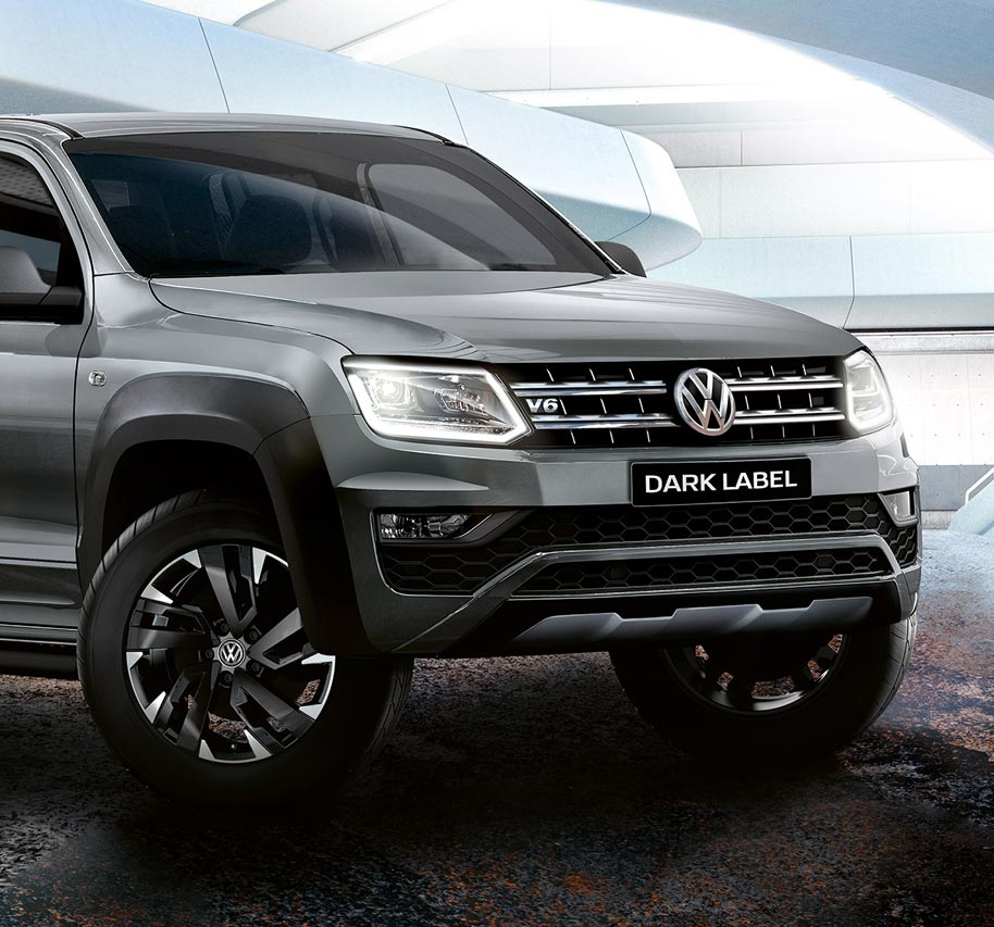 Amarok V6 Dark Label Exterior