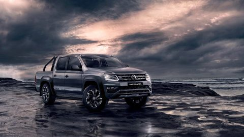 Amarok V6 Dark Label Special Edition
