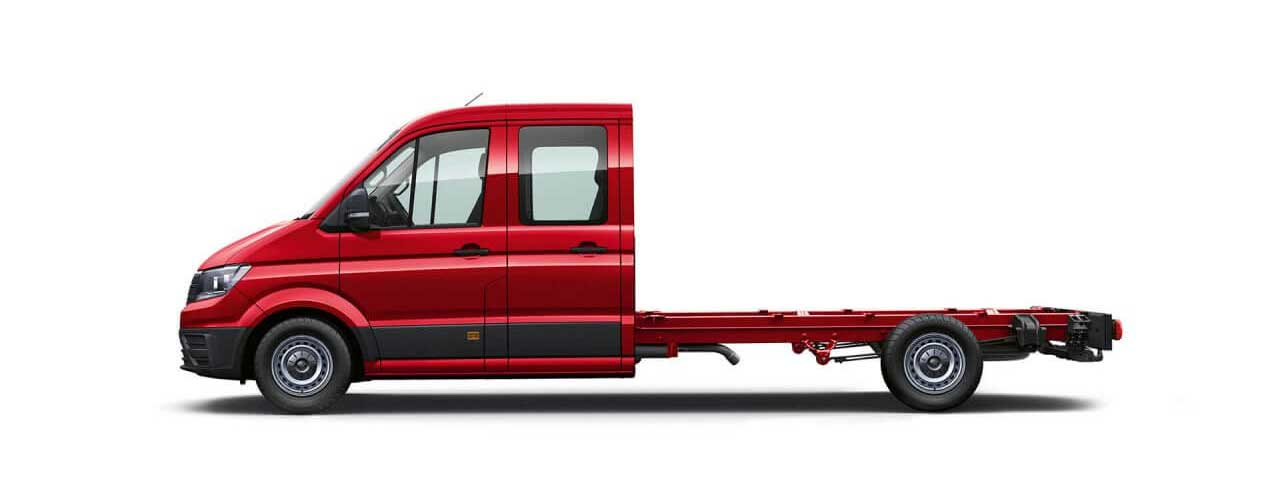 New Crafter Cab Chassis