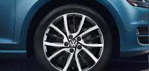 "Blade 17"" alloy wheels"