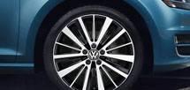 "Preston 18"" alloy wheels"