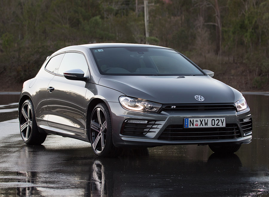 scirocco performance