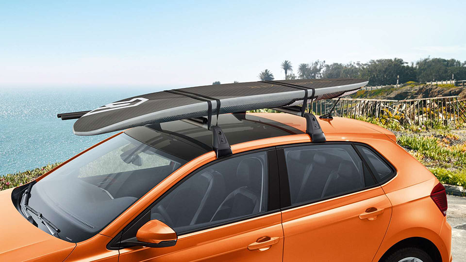Surfboard carrier