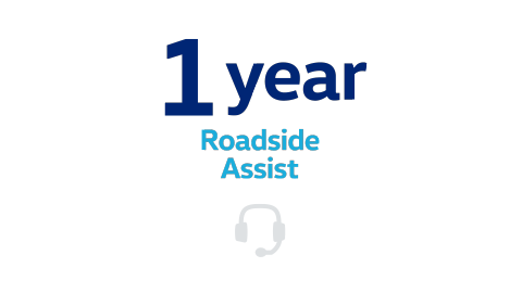1 Year Roadside Assist