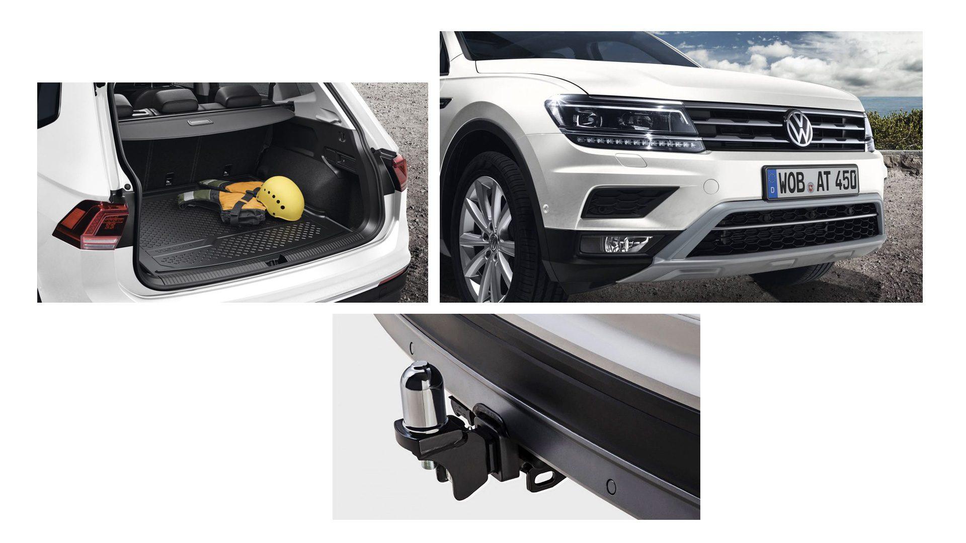 John Oxley Volkswagen - VW Tiguan Allspace 2019  7-Seat SUV