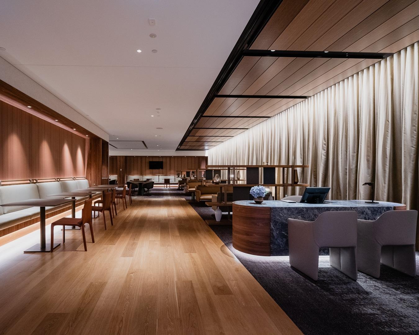 Parmelia Hilton – Exect Lounge
