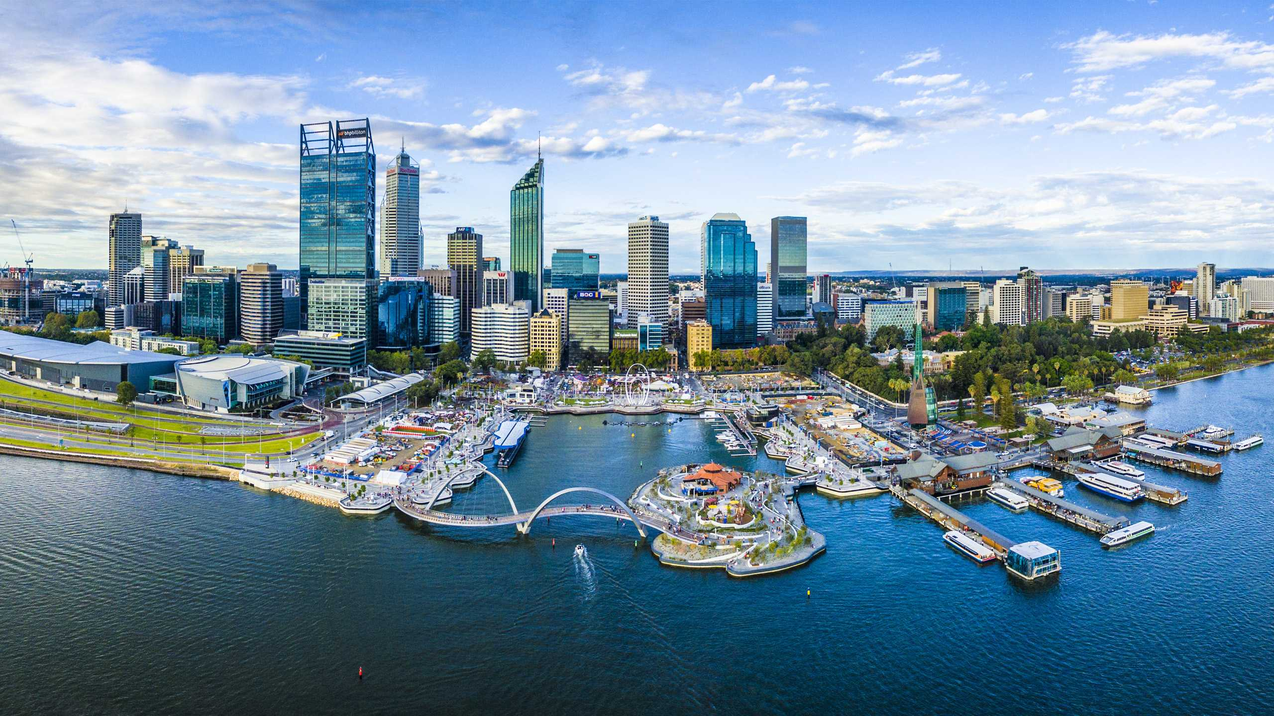Perth city holiday package