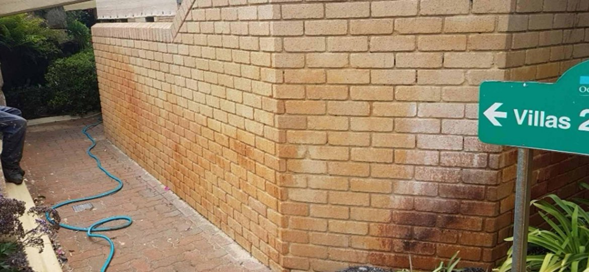 Bore Stain Removal - Bore Water Rust Stain Removal | Kleenit