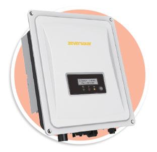 Koalar Solar - Inverter ZerverSolar 3.68-5kW1