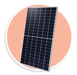 Resin Solar Panel