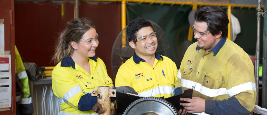 Apprentice & Trainees - Mineral Resources