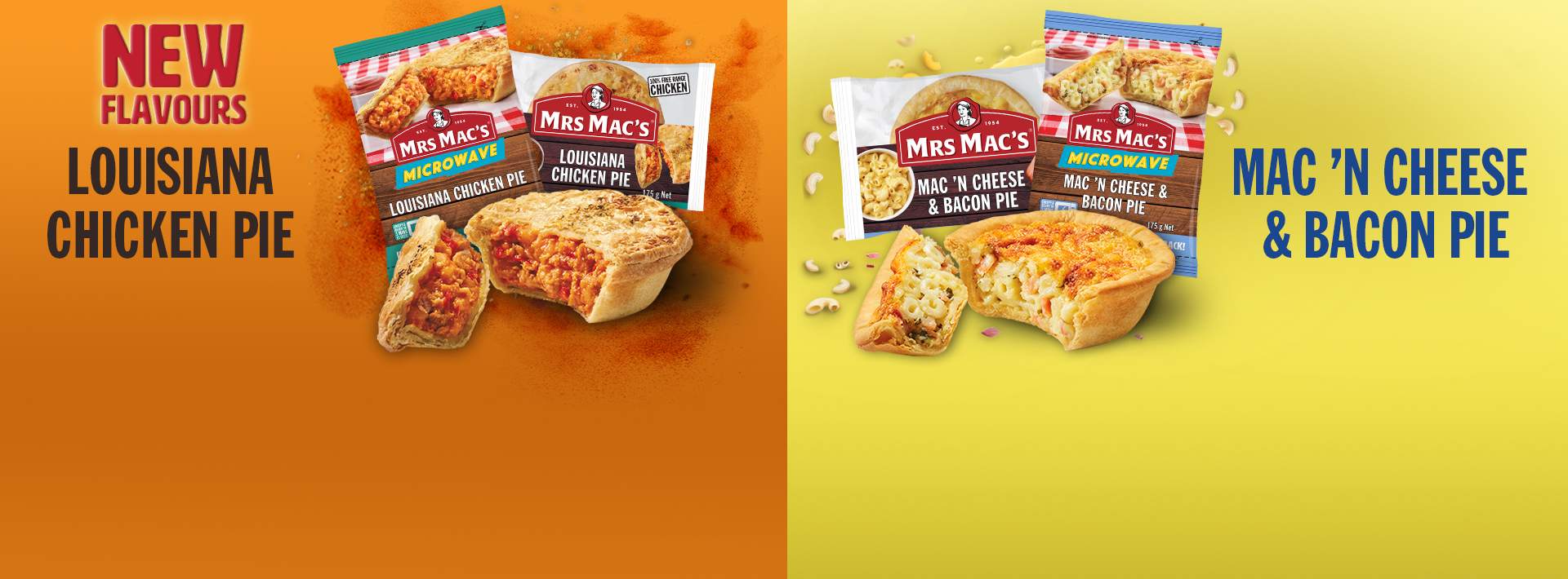 Known For Quality Family Pies Since 1954 | Mrs Mac's