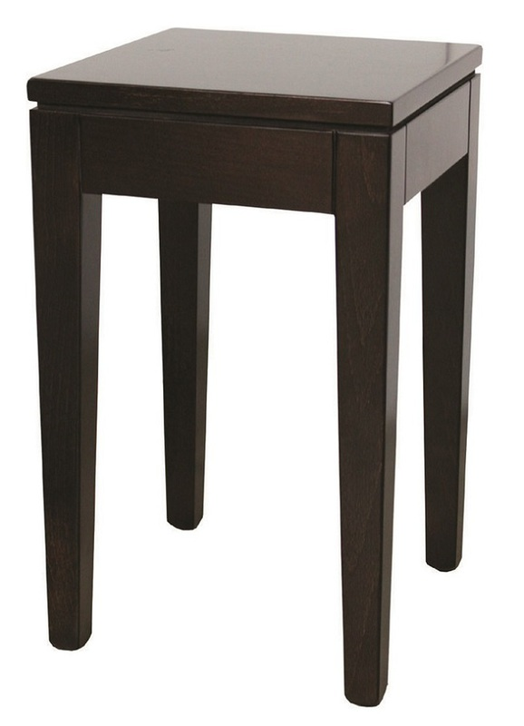 Aged Care Retirement OCcasional Steen Side Table Denver Stain
