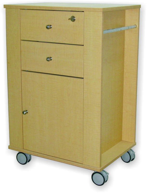 Bedroom Aged Care Dunlop Bedside Locker
