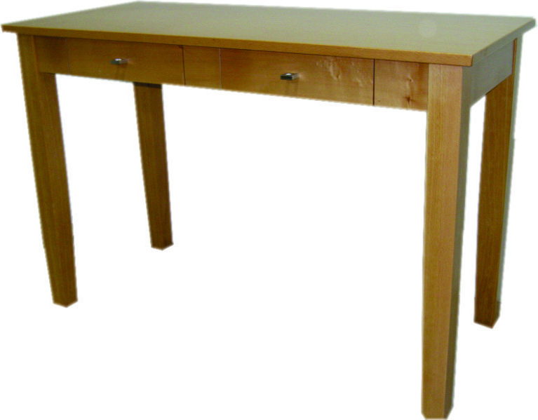 Otis 2 Drawer Desk
