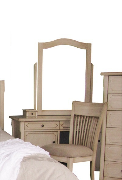 Marseille 7 Pinhole Dressing Table/Mirror