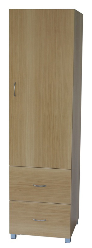 Bedroom Aged Care Beaumont 1 Door Wardrobe