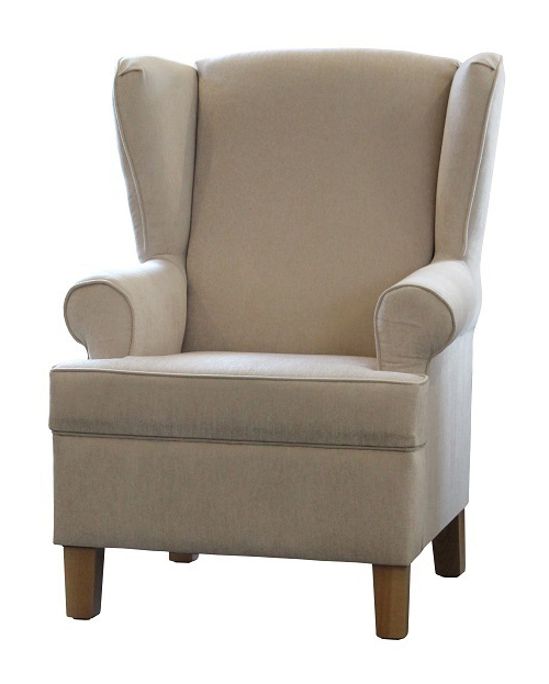Lounge Aged Care Retirement Goldsmith Wingback Chair