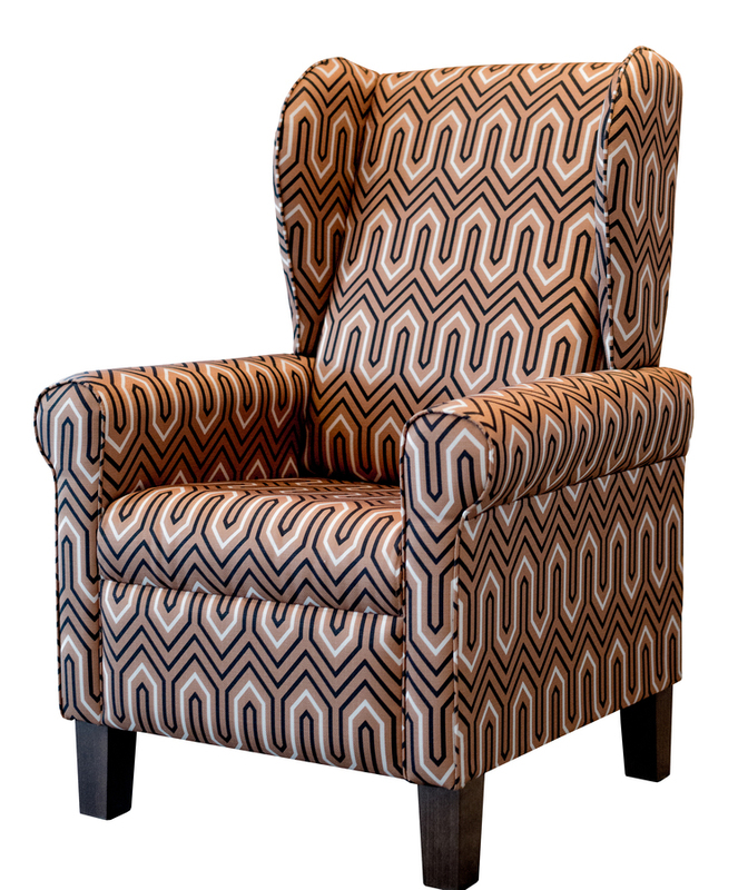 Roland Wingback Chair