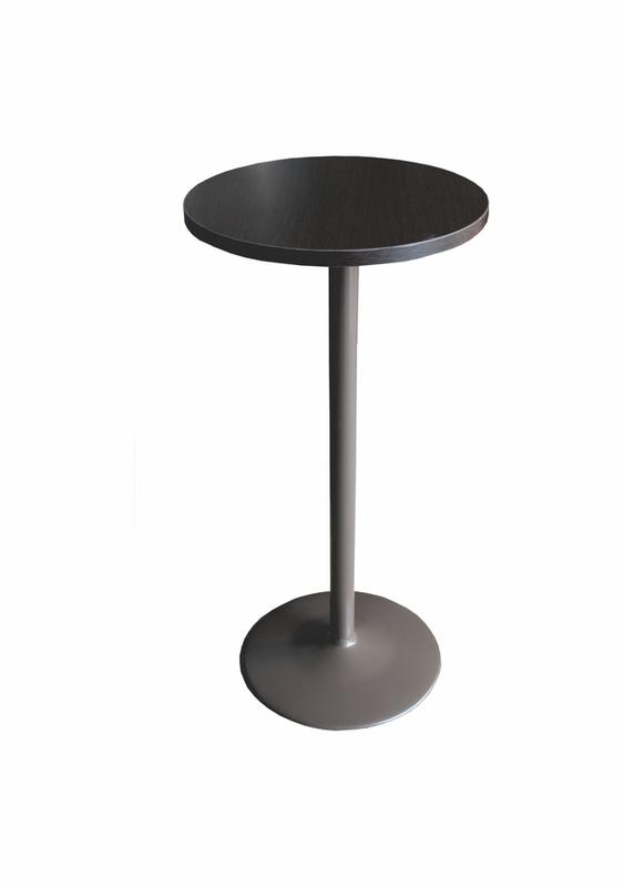 Vision Wineglass Pedestal Bar Leaner