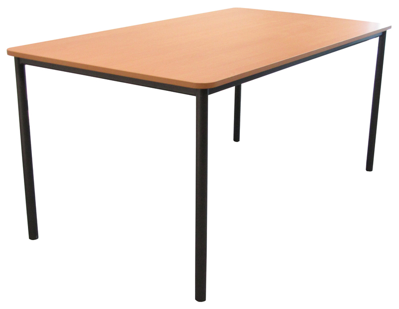 Aged Care Dining Vision Rectangle Table