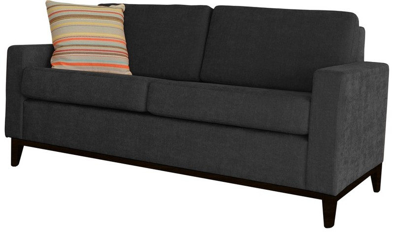 Lounge Retirement Eclipse Sofa with wood underframe
