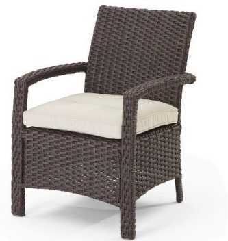 Retirement and Agedcare Outdoor Aurora Dining Armchair