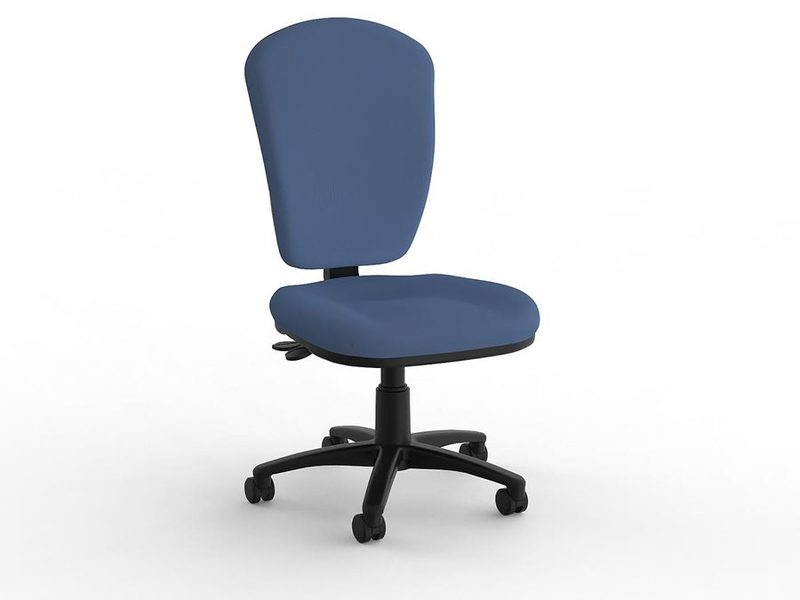 Office Aged Care Form Office Chair Blue
