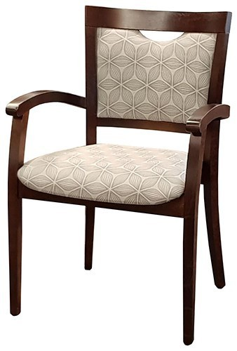 Aged Care Dining Marta Chair with Handle in Back