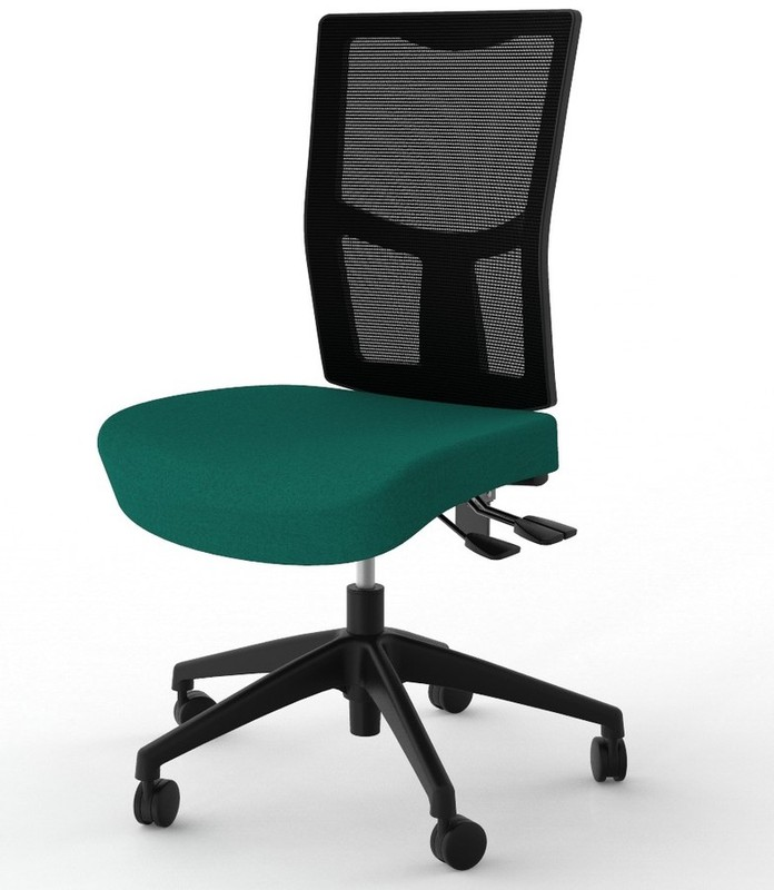 Aged Care Office Urban office Chair teal