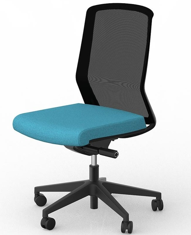Aged Care Motion Sync Chair Blue