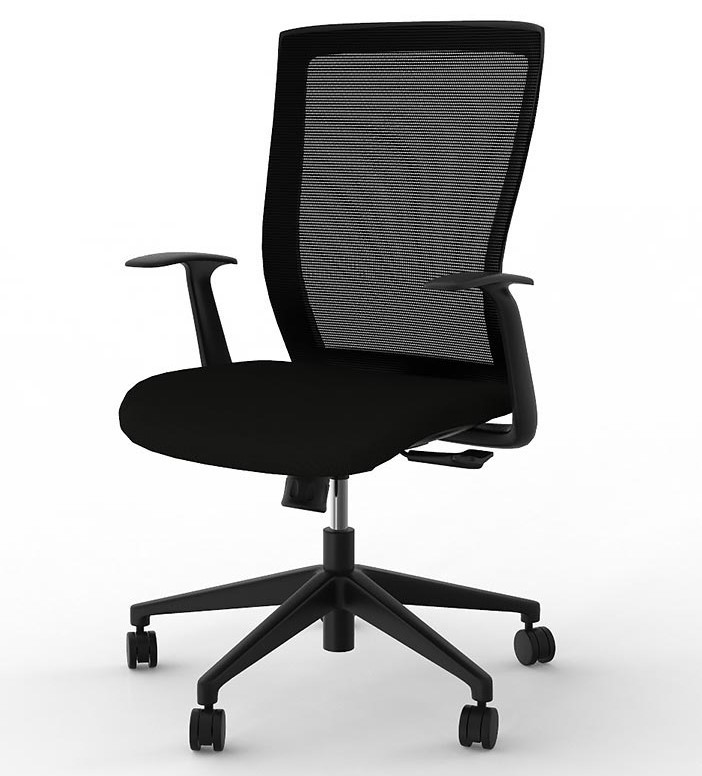 Aged Care Office Focus Office Chair
