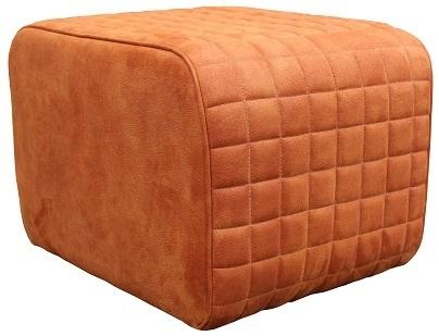 Retirement Occasional Puff Square ottoman