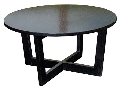Retirement Occasional Oregon Round Coffee Table