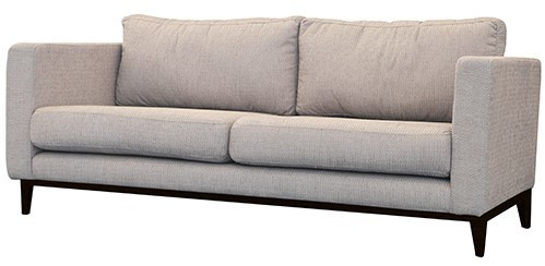 Retirement Lounge Studio Sofa with Wooden Base