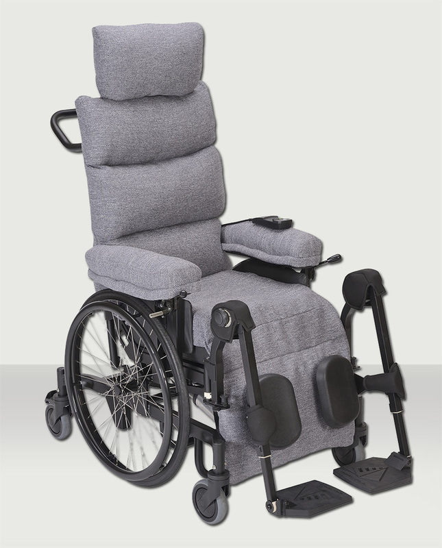 Electric Wheel Chair The Signature