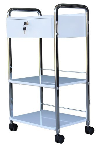 Office Storage PC Trolley