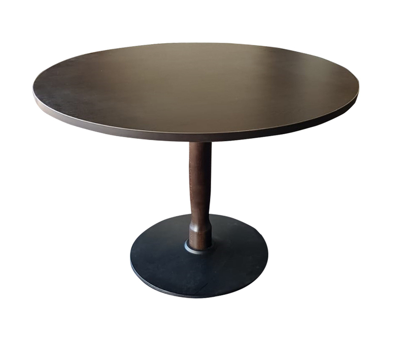Retirement Dining Angelo Pedestal Dining Table