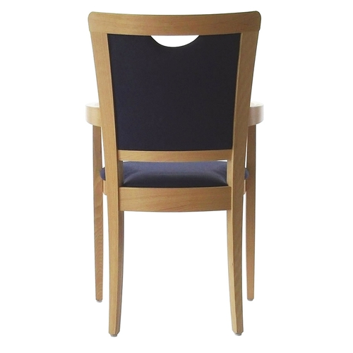 Dining Aged Care and Retirement Daisy Arm Chair Back View