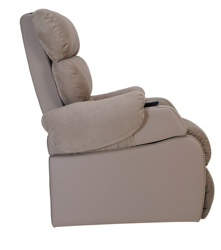 Agedcare and Retirement Patient Cocoon Lift Recliner Chair, side view