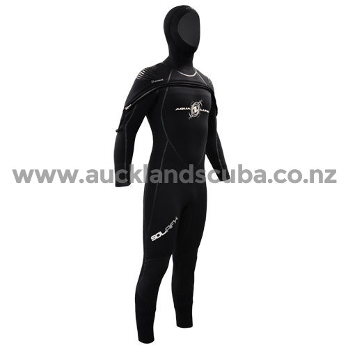 56cb953bb14e Aqualung Solafx Mens 8/7mm wetsuit :: Auckland Scuba Dive - New Zealand